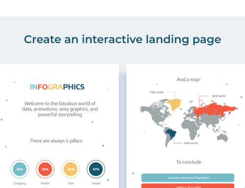 Animated Infographics [Template]