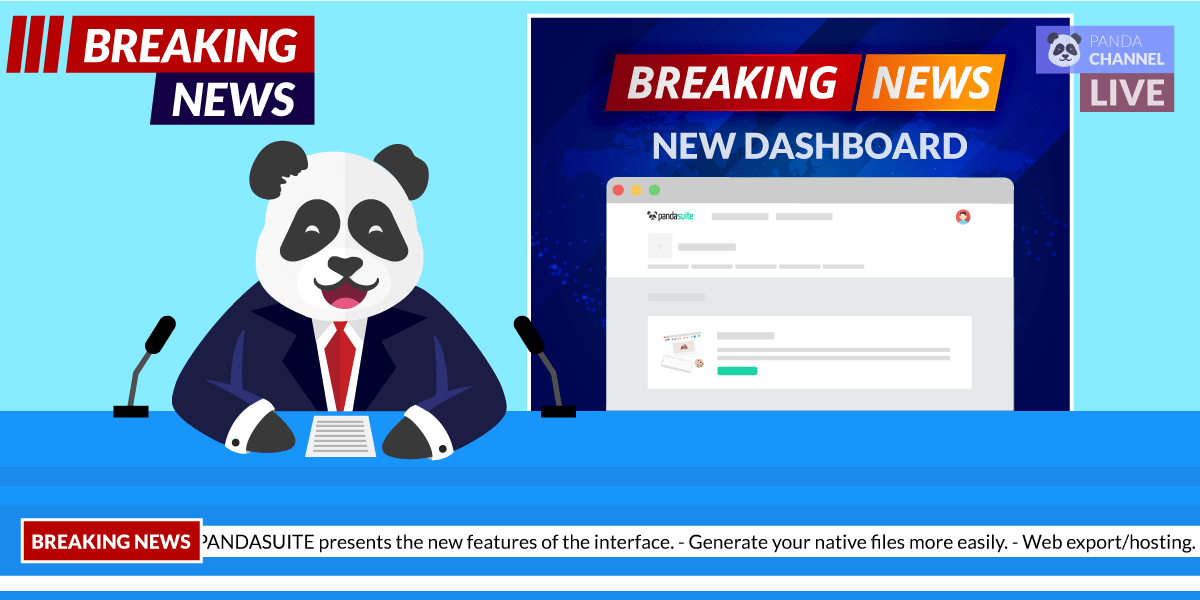 Introducing New Dashboard